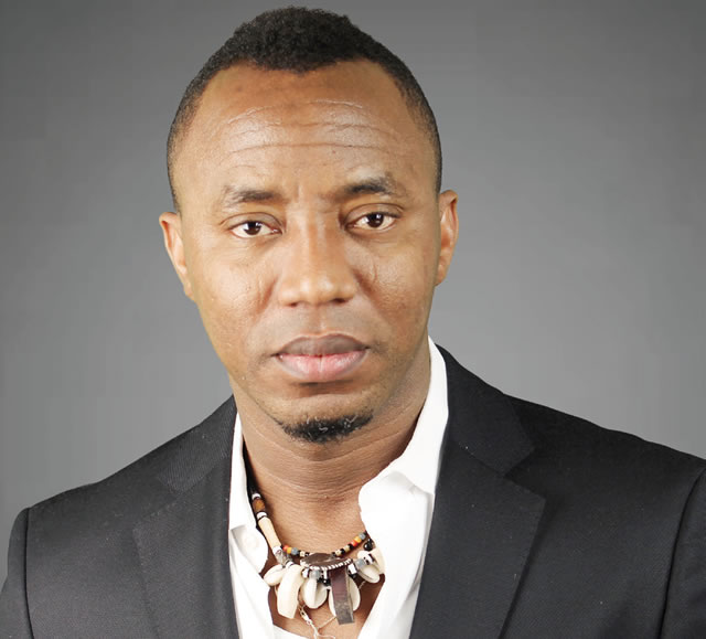 Sowore for arraignment Monday
