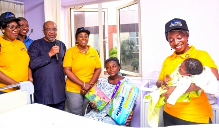 WIFE OF LAGOS GOV. IBIJOKE, TO LAUNCH ENDOWMENT FUND TO DEFRAY COST OF PEDIATRIC SURGERIES