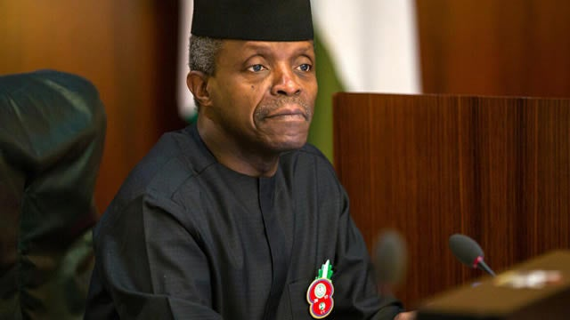 VP Desk: Why No African country can boast of low level of corruption —Osinbajo