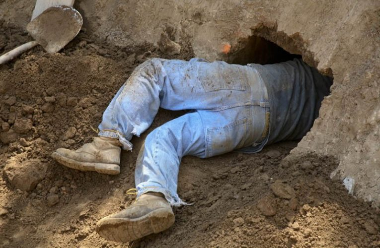Man dug a tunnel from home to the pub and drank every night while his wife slept