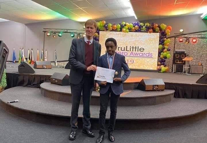 12-year-old Nigerian Chika Ofili, makes new discovery in Mathematics, bags Awards in UK