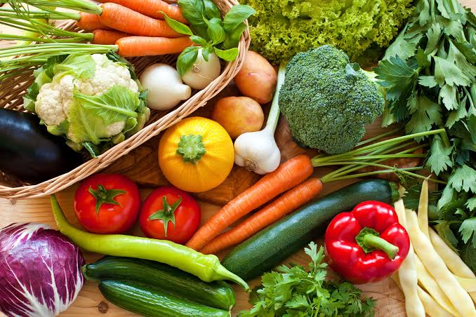 Vegetables, not to be missing in  your daily diets