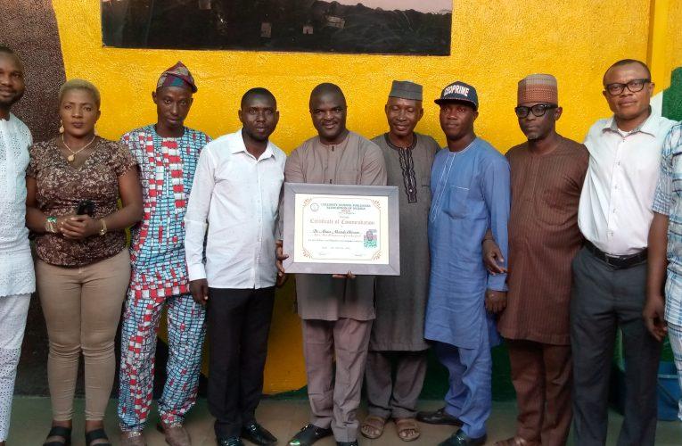 CJPAN Honours Fuji Legend Dr. Abass Akande Obesere