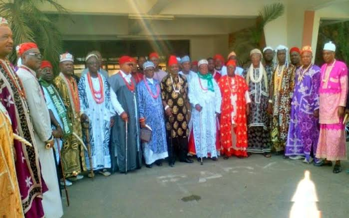What We Need is Biafra- South-East And South-South Traditional Rulers Declare For IPOB.