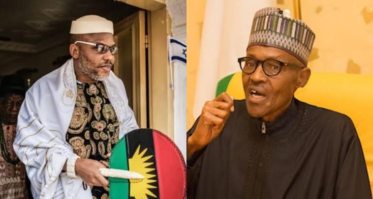 Nnamdi Kalu Send Letter To President Buhari Again Over Biafra Declaration (IPOB)