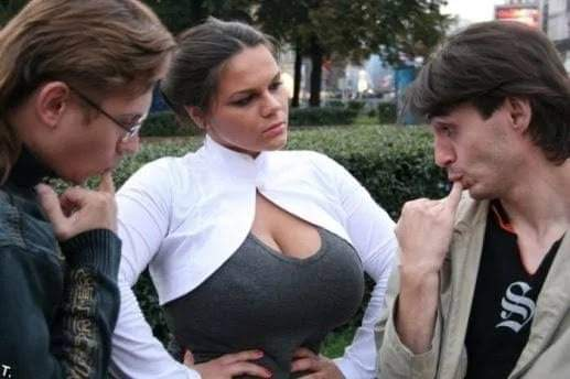 Women Should Allow Men To Stare At Their Chest To Ensure Long Life – German Scientist
