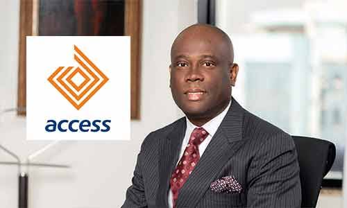Access Bank Clears The Air On GMD, Herbert Wigwe's Rumoured Arrest By EFCC.