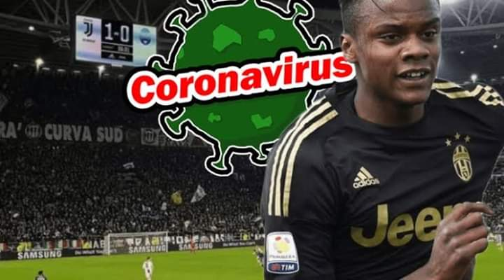 Nigerian Footballer In Italy Becomes The First Black African Coronavirus Patient