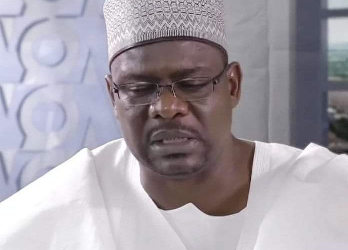 I Stand by My Position on COVID-19 Palliatives Committee, Ndume Replies Presidency.