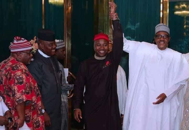 Ex Abia APC Guber Candidate, Prince Ikonne Appointed NALDA Executive Secretary