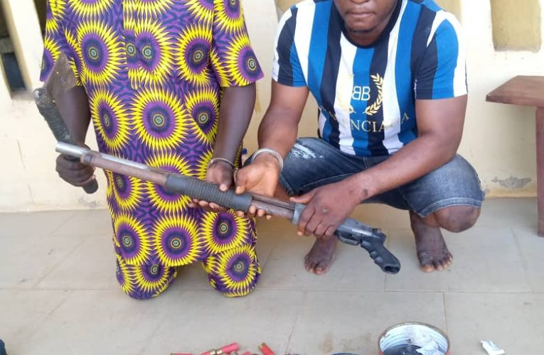 Suspected Cult Leader Terrorising Ikorodu Axis of Lagos Nabbed By Zone-2 Police Special Unit