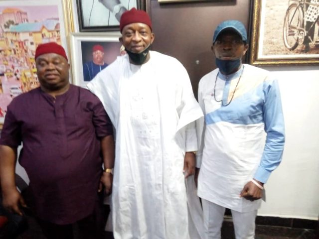 Hon. Jude Idimogu Pays Homage To OhanaEze Ndigbo As The New Igbo APC Leader In Lagos