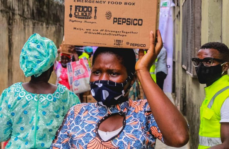COVID-19: PepsiCo, FoodClique to Give One Million Meals to the Vulnerable