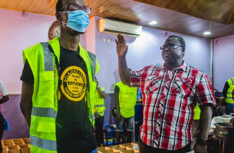 COVID-19: How FoodClique, Noella Feed Nigeria's Most Vulnerable