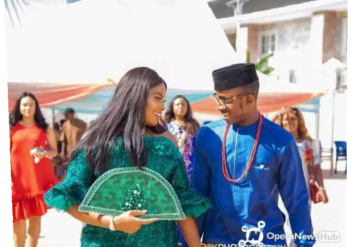 Innoson Motors Owner, Innocent Chukwuma, Gives Daughter Out In Marriage Amidst COVID-19