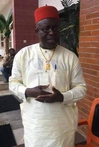 IKPEAZU MOURNS THE PASSAGE OF CHIEF ANTHONY ENUKEME (Tonimass), DESCRIBES HIM AS AN UNDISPUTED  CHAMPION OF INDUSTRIALIZATION