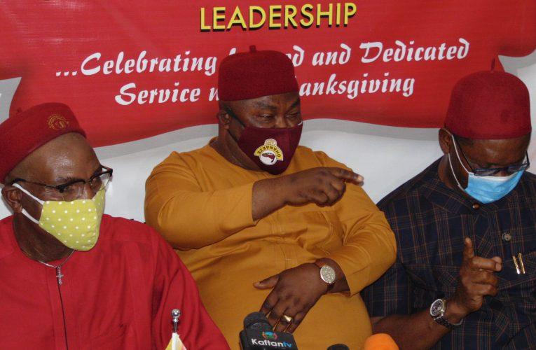 Ohanaeze Crisis: Ndigbo Council Of Elders Excommunicate First Lagos Ohanaeze President