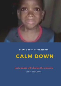 'Mummy Calm Down' Boy Appointed Ambassador