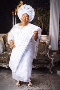 Exclusive Pictures of Lagos Based Business Queen, Toyin Kolade, Marks Low Key Birthday