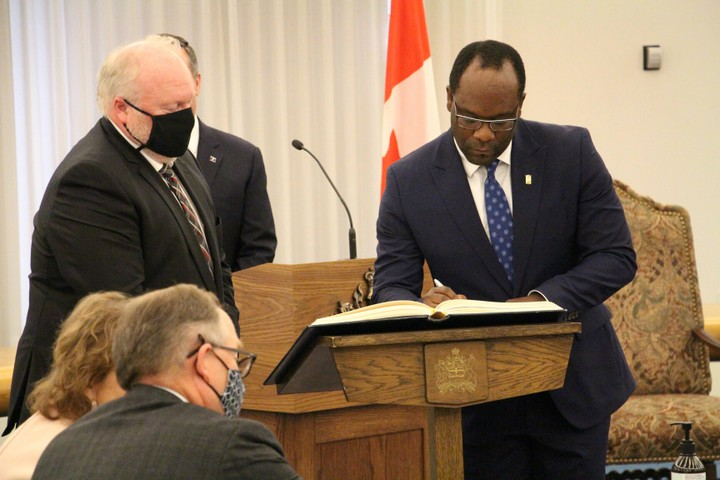Milestone: Canada Appoints Nigerian, Mr. Kelechi Madu As Minister of Justice And Solicitor General