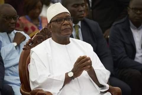 BREAKING: Mali President, Prime Minister Arrested