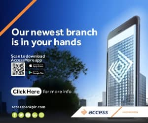 Access Bank Nigeria Plc spent N9.34 billion on CSR in 2019