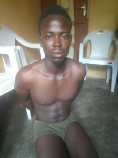 Safety & Security: So-Safe Corps Arrest Kidnap Gang Member In Ogun