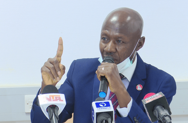 EFCC PROBE REPORT: MAGU INDICTED, MAY FACE PROSECUTION.