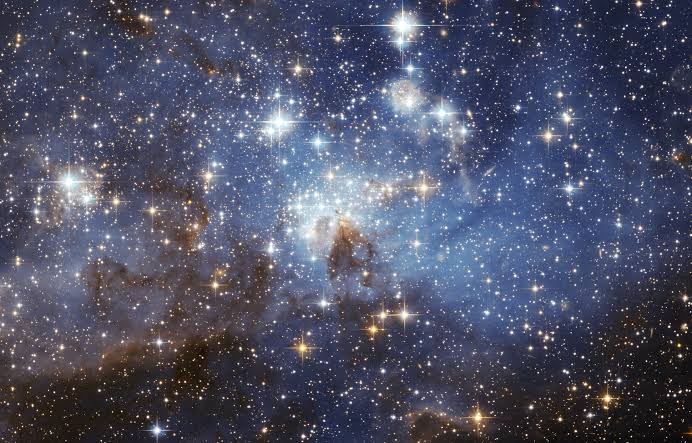 ASTRONOMERS HAVE FOUND THE SOURCE OF LIFE IN THE UNIVERSE…We're all made of stars.
