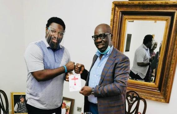 Prophet I O Samuel Prophecy on Governor Obaseki victory on Edo Elections Fulfilled