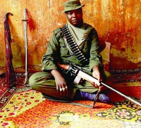 Behold The Woman Boko Haram Terrorists Are Afraid Of — Mrs Aisha Bakari Gombi