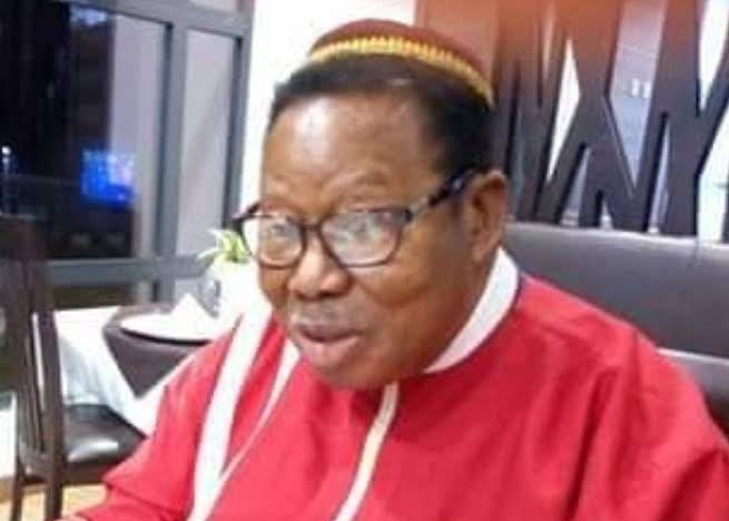 BISHOP ARTHUR NWACHUKWU DIES AT 79