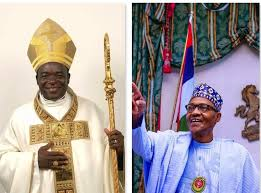 Catholic Church Declares Support For Bishop Kukah Over Comments On Buhari's Nepotistic Agenda