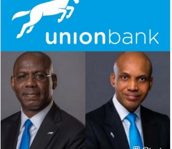 Emeka Okonkwo Succeeds Emeka Emuwa As Union Bank Chief Executive Officer
