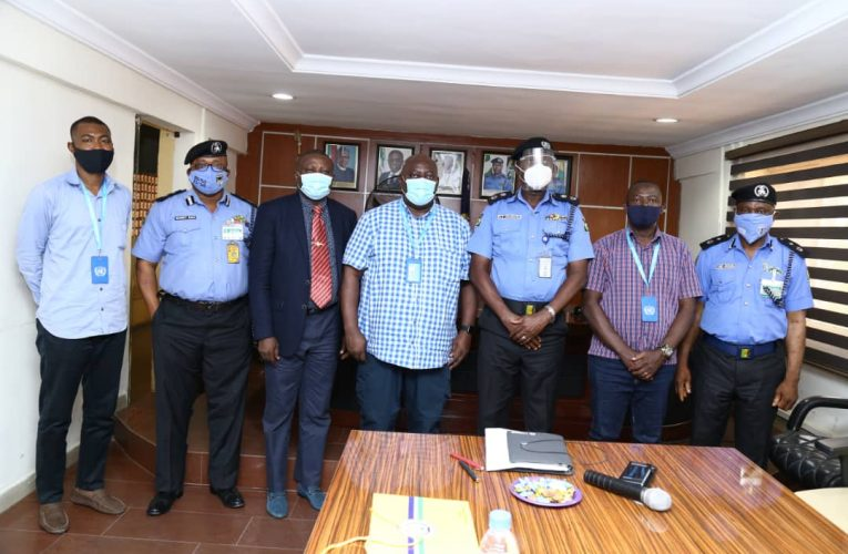 BETTER SERVICE DELIVERY: LAGOS CP HOSTS, PARTNERS UN ON SECURITY OF LAGOS.