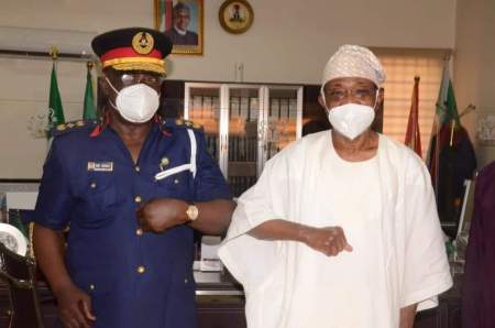 Minister Charges NSCDC's Acting Commandant General On Professionalism