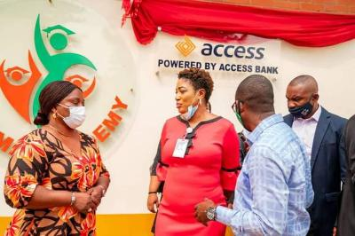 CSR: Access Bank Donates PPEs, Sanitation Tools To LAWMA