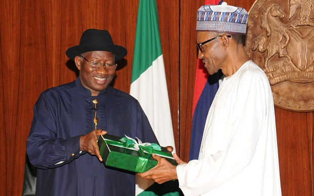 UNBELIEVABLE: APC GOVERNORS INTENSIFY LOBBY FOR GOODLUCK JONATHAN 2023 PRESIDENTIAL TICKET