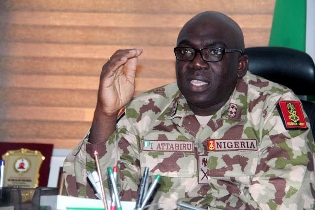 Secret Execution: Nigeria Army Reacts