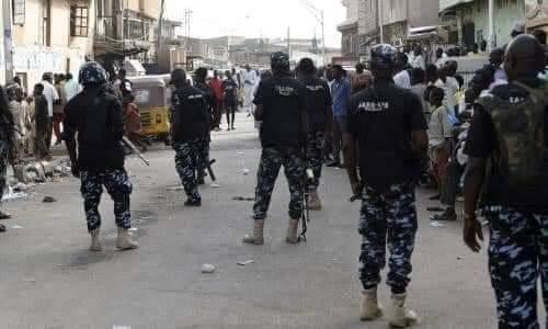Confusion: Police Shoots Colleague Dead in Aba.