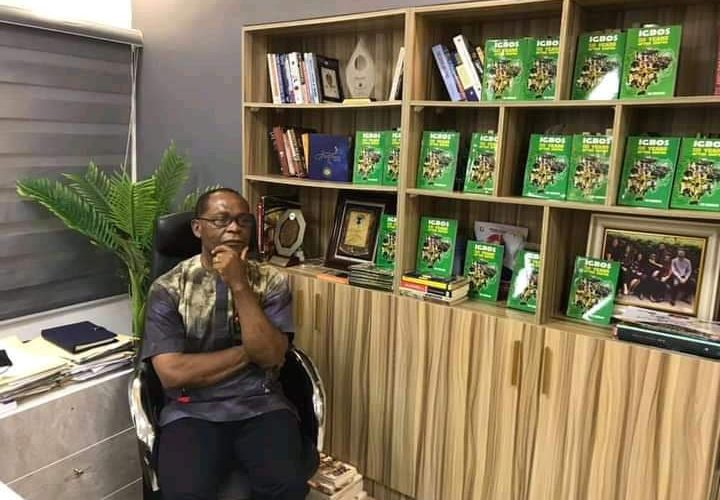 Biafra: Igbo Youths Blast Joe Igbokwe, For Soliciting Funds With New Book On His Profile Picture