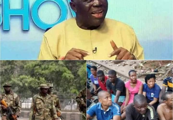 NIGERIAN SOLDIERS CRACKING DOWN ON IGBO YOUTHS, SECRETLY TRANSPORTING, KILLING THEM IN UNKNOWN DESTINATIONS – OHANAEZE RAISES ALARM
