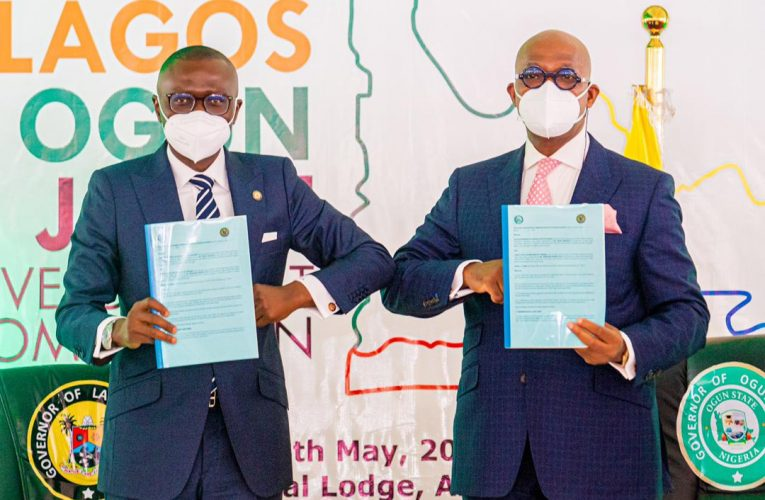 HISTORY AS LAGOS, OGUN FORM JOINT DEVELOPMENT COMMISSION
