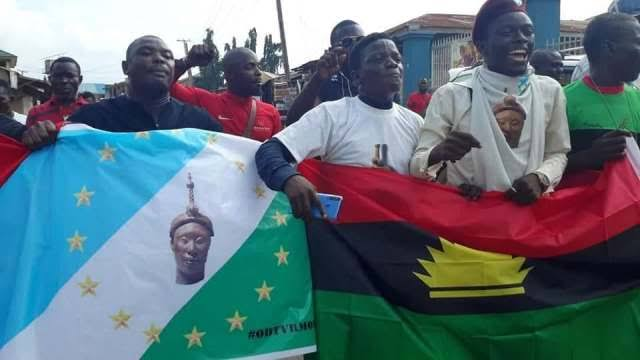 Oduduwa/Biafra Alliance: Sunday Igboho Threatens To Join Forces With Biafra Against Nigeria Army