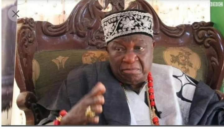 RESTRUCTURING IS LATE, THE NATION IS FAULTY BEYOND REPAIRS , I'M IN SUPPORT OF YORUBA AGITATORS -OBA  Gbolahan Timson