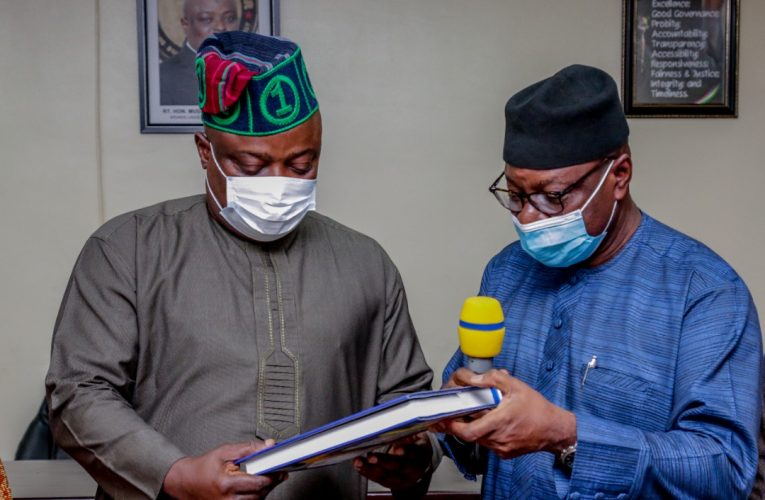 Ease of Doing Business In Lagos: Speaker Obasa Charges NIPOST On Innovative Ideas