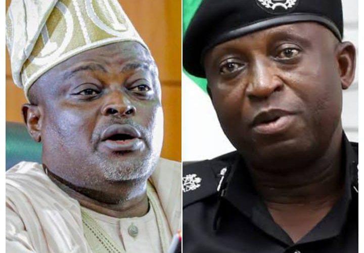 Lagos Speaker, Obasa Condoles CP Odumosu Over Mother's Death