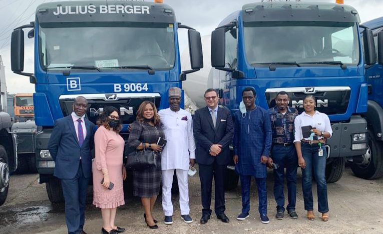 SCOA Boss Commends Unity Bank, Others for Facilitating Supply of N15.5b worth of Trucks, Equipment to Julius Berger